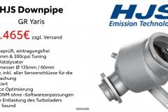 HJS-Downpipe