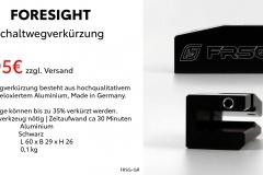 Foresight_Schaltwegverkuerzung