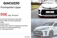 GIACUZZO_Frontspoiler-Lippe
