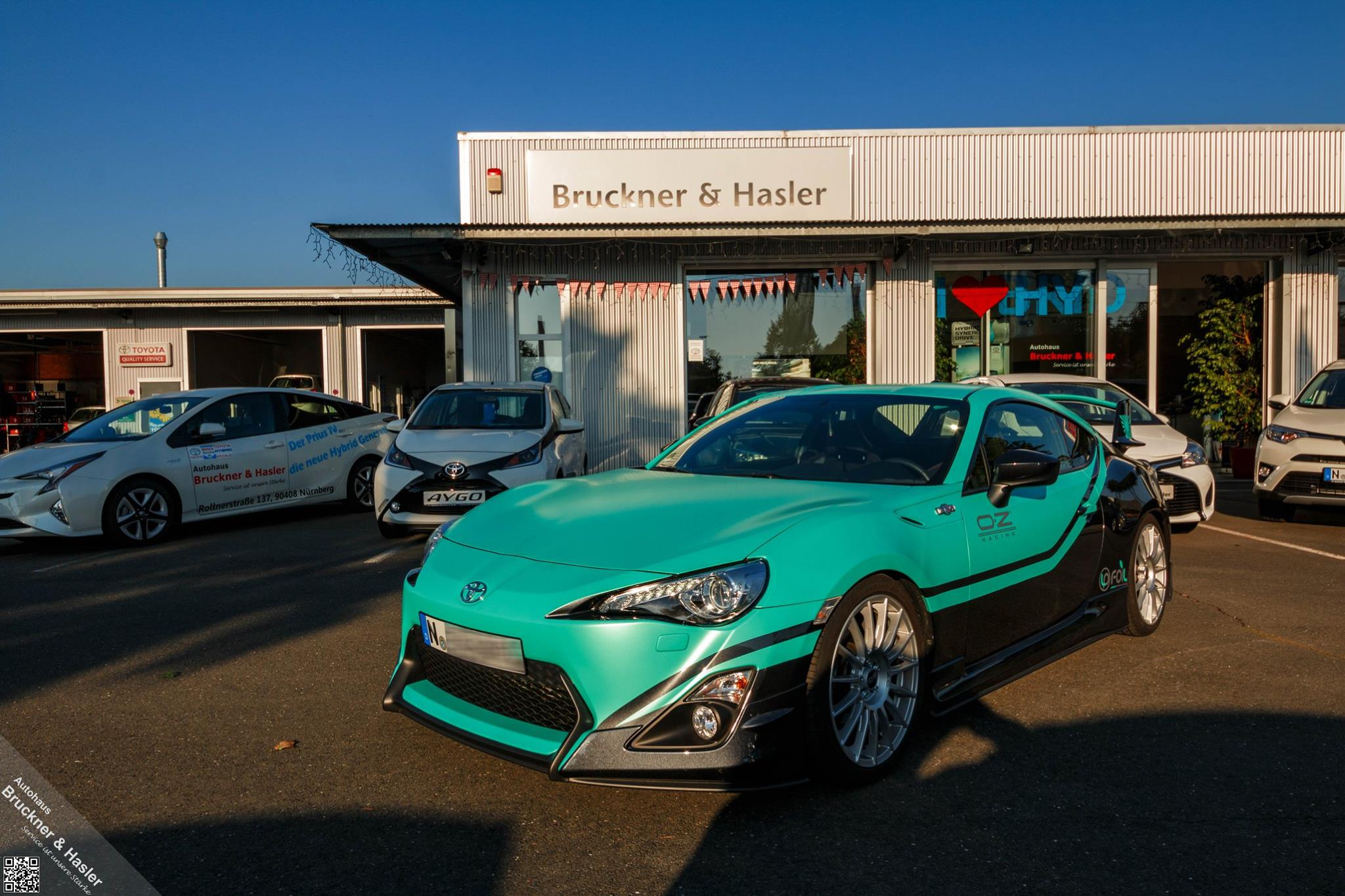 GT86 Show and Shine